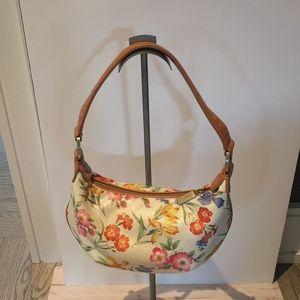 Beautiful floral bag by Donald J Pliner🌸🌸🍀